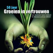 cover boek 50 jaar Groeien in Vertrouwen