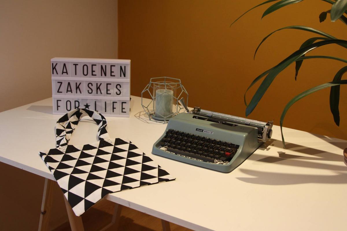 Katoenen Zakskes For Life