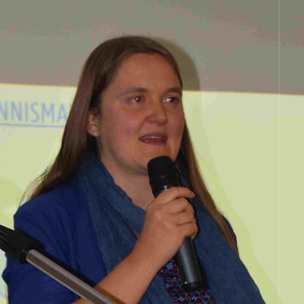 Sarah De Pauw
